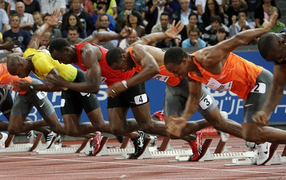 Athletics Competitions involved in Championships